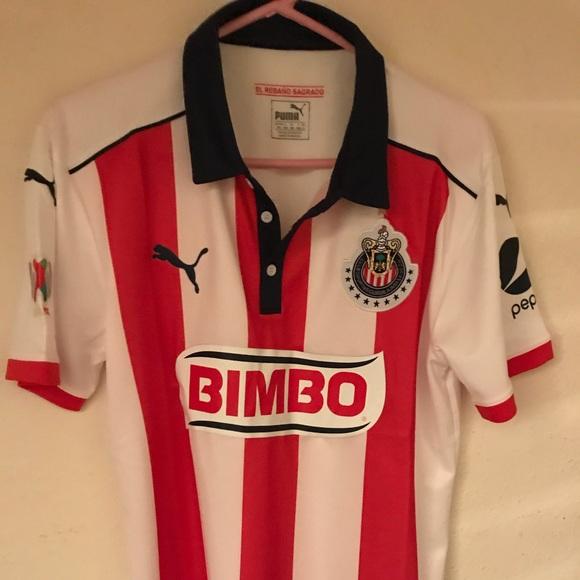 BNWT Puma Chivas Jersey 7eff6e1b1